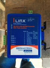 Ilinx RS-232 to RS-485//422 Converter with Triple Isolation