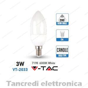 Lampadina-led-V-TAC-3W-25W-E14-bianco-freddo-6000K-VT-2033-candela-smd-VTAC