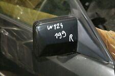 Mercedes-Benz w124 électrique Miroir Extérieur Droit Gris a1248101616