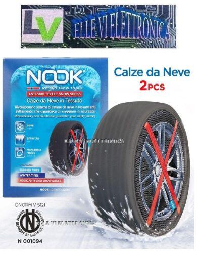 CAR-600 Calze Da Neve Auto Camper Furgoni Misura Pneumatico Gomma 185//55R15