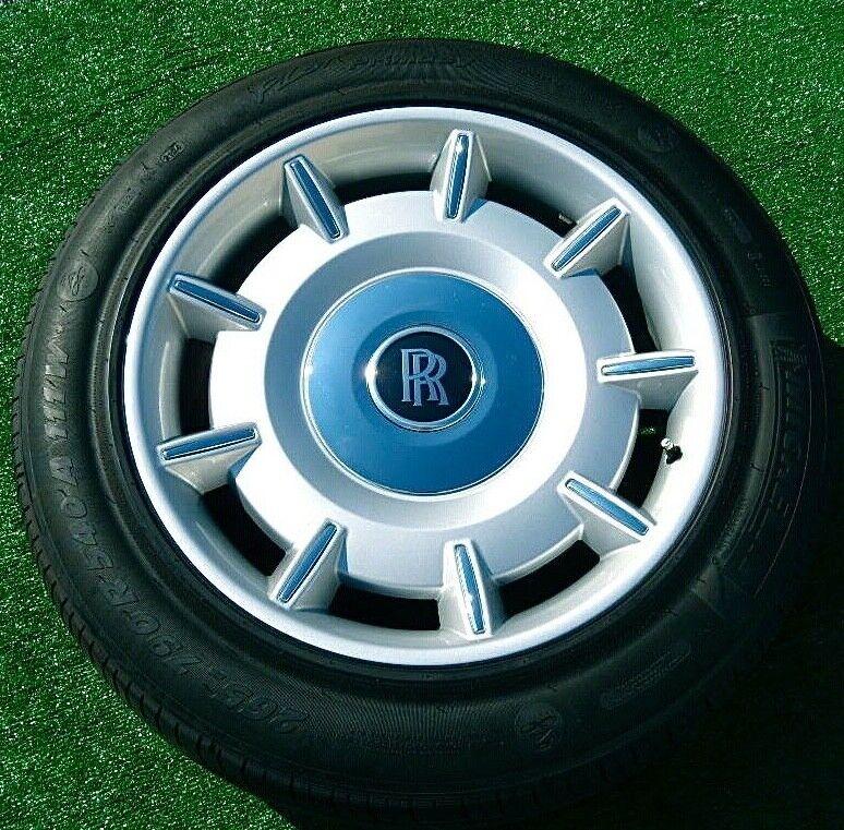 NEW Michelin Pilot Primacy Tire Rolls-Royce Phantom Pax System 265-790R540A 111W