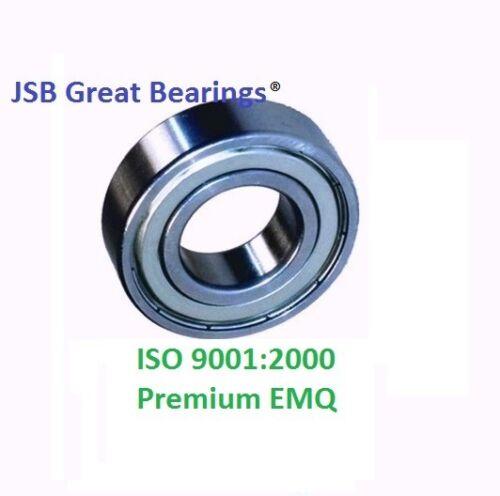 6200-ZZ HCH Premium EMQ 6200 2Z shield bearing 6200 ball bearings 6200Z Qty.10