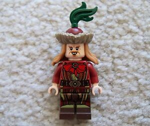 LEGO-LOTR-Lord-Of-The-Rings-The-Hobbit-Master-Of-Lake-Town-79013-Excellent