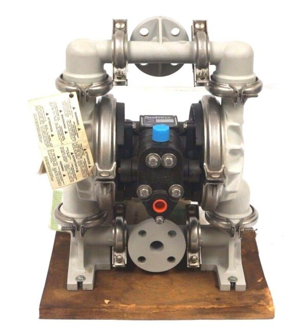 Sandpiper pb1 a air powered double diaphragm pump tgn 3 pp pb1a ebay new sandpiper pb1 a air powered double diaphragm pump tgn 3 pp pb1a ccuart Choice Image
