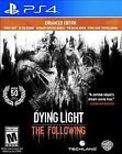 Dying Light: The Following -- Enhanced Edition (Sony PlayStation 4, 2016)
