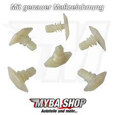 10x Verkleidung Clips Motorhaube für Honda NSX Accord Legend Acura 90664671003