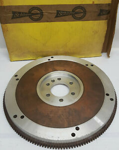 New-Old-Stock-11LB-Schiefer-forged-aluminum-flywheel-168-tooth-Chevy-V8-inline-6