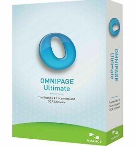 Nuance-OmniPage-Ultimate-19-clave-de-escaneo-de-OCR-amp-vinculo-de-descarga-E-Entrega-Rapida