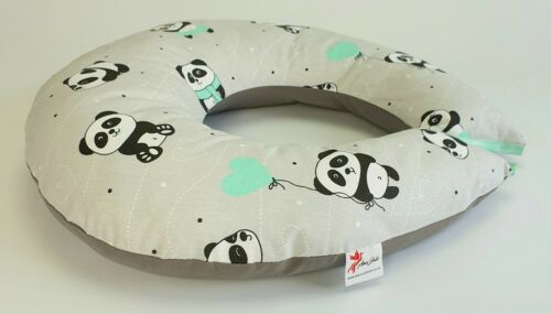 Breast feeding SMALL PILLOW 40cm diameter maternity nursing pillow Baby support