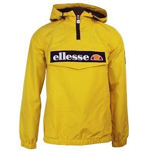 Veste jaune ellesse
