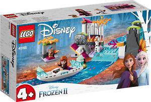 LEGO-Disney-Frozen-2-41165-Annas-Kanufahrt-NEU-amp-OVP
