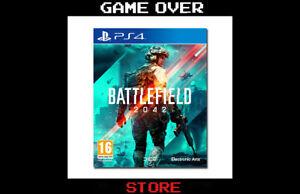 Battlefield 2042 Ps4 Playstation 4 Nuovo Videogame Promo Pre Order Copertina ITA