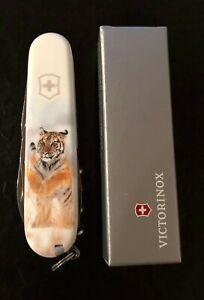 Spartan-Tiger-Victorinox-Raritaet-Taschenmesser-rar-sammlermesser-limited-edition