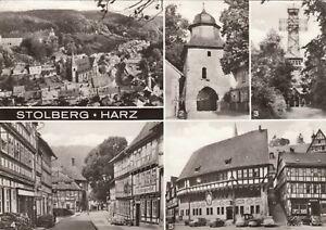 Stolberg-Harz-Ansichtskarte-gelaufen