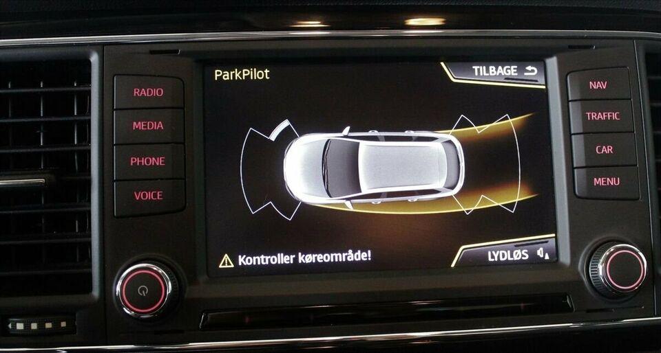 Seat Leon 1,6 TDi 110 Style ST Diesel modelår 2016 km 56000