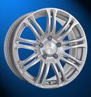 Wheelworld WH23 8.5 X 19 5 X 120 42 racesilber lackiert