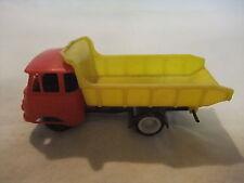 altes DDR Spielzeug Auto Spielzeugauto LKW Robur LO 2500 Muldenkipper MSW / grib