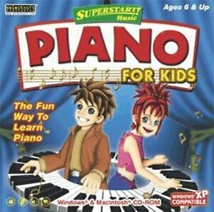 Piano-for-Kids-The-Fun-Way-To-Learn-Piano-Brand-New-Sealed