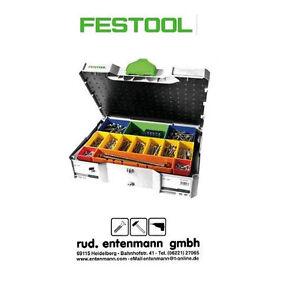 Festool-Tanos-Systainer-SYS-1-Box-TL-Nr-497694