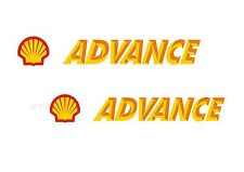 SHELL ADVANCE decals / stickers - Ducati 748 916 996 998 749 999
