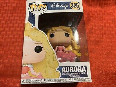 Disney ~ AURORA Funko POP VINYL FIGURE ~ We Ship Fast 2ND VERSION