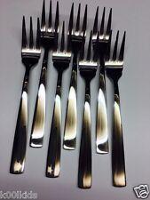 6+1 X/ONEIDA SANT ANDREA di Alta Qualità Macchia meno in acciaio elegante FORCHETTE POSATE