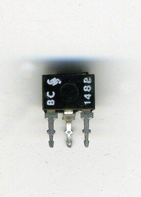 SAB-C167CR-LM-BA = SABC167CRLMBA SIEMENS INTEGRATED CIRCUIT