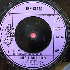 Dee-Clark-Ride-A-Wild-Horse-Chelsea-2005-037-Ex-Condition