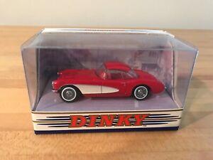 49208 Matchbox Dinky 23b 1956 Chevrolet Corvette