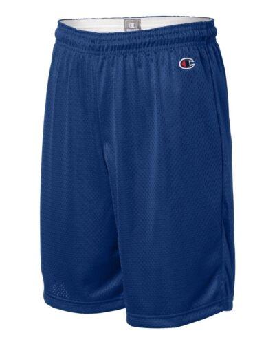 Champion 8731 Mens Mesh Basketball Soccer Athletic Gym Shorts S-3XL