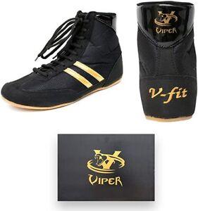 Viper Boxing Boots Mens Boys Boxing