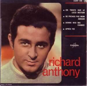 ANTHONY-Richard-7-039-039-On-Twiste-Sur-Le-Loco-Motion-FRANCE