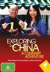 Exploring China - A Culinary Adventure (DVD, 2013)