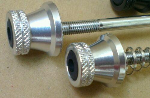 New Steel QR skewers 1 pair 105g ROAD BIKE
