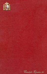 ESPANA-1984-PRUEBAS-6-7-LIBRO-034-CONCIERTO-EXTRAORDINARIO-034-SPAIN-SPANIEN