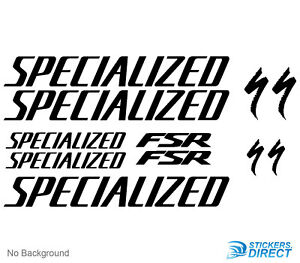 Specialized-FSR-Decals-Set-of-11-Cycling-Bike-Vinyl-Stickers-Vinyl-Any-Colour