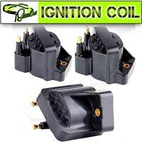 3 Pcs Ignition Coil Coils For Chevrolet Buick Pontiac Gmc V6 Dr39 5c1058