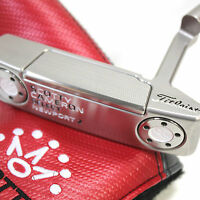 Custom 2016 Scotty Cameron Putter 2016 Newport2 Series Black & White Edition