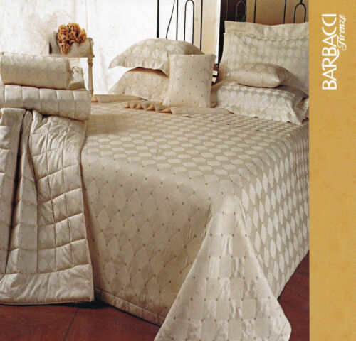 Set Sheets BA FIL COUPE. Double 2 Squares Satin cotton