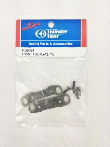 Thunder Tiger PD9084 Front Toe Plaque TA