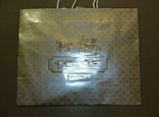 Coach Glossy Paper Gift Bag, 16×13×6.5 inches