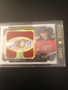 2013-14-UD-The-Cup-Sean-Monahan-Rookie-Foundations-SSP-2-15-Sweet-Mint