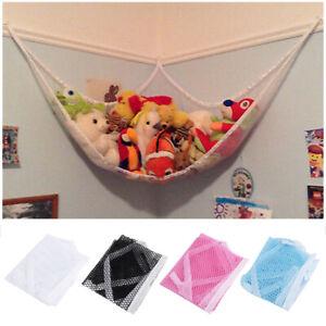 NEW-Toy-Hammock-Net-Stuffed-Jumbo-Animals-Organize-Storage-Organizer-New-Kids-GW