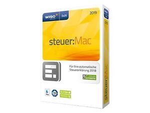 Buhl Data WISO steuer:Mac 2019, Steuererklärung, Finanzsoftware