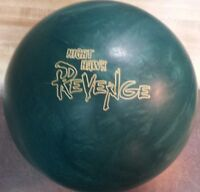 16lb Amf Nighthawk Revenge Bowling Ball