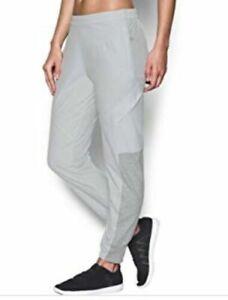 canal Gobernable más  Under Armour Mujer De Chándal Pantalones Cargo UA la próxima Gris Talla L  Nuevo Con Etiquetas $99 | eBay