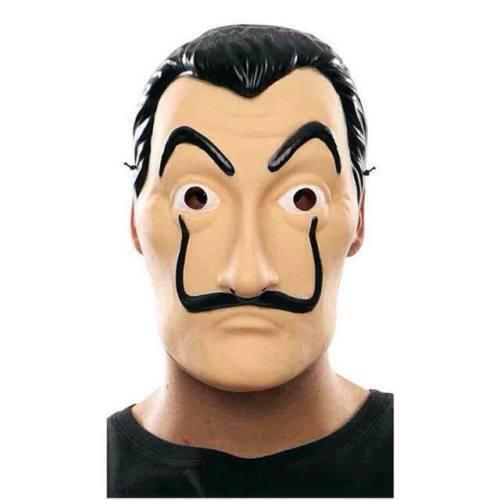 "La Casa De Papel/"" Face Mask /""Salvador Dali/"" Cosplay Movie Mask"