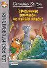 Dinosaurio Dormiln No Atrapa Ratn - Don't Wake The Dinosaur 9788408126164