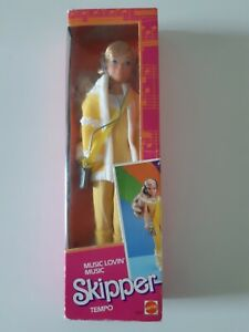 Poupee Barbie Ancienne Skipper   Poupee Barbie Ancienne Skipper