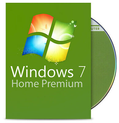 Windows 7 Home Premium 64 Bit - DVD + COA - Vollversion ...